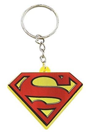 Брелок с подсветкой SupermanБрелок с подсветкой Superman создан по мотивам вселенной DC Comics и выполнен в виде логотипа одного из самых известных супергероев – Супермена.<br>
