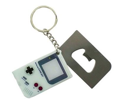 Брелок-открывалка Game Boy game boy картридж diskus
