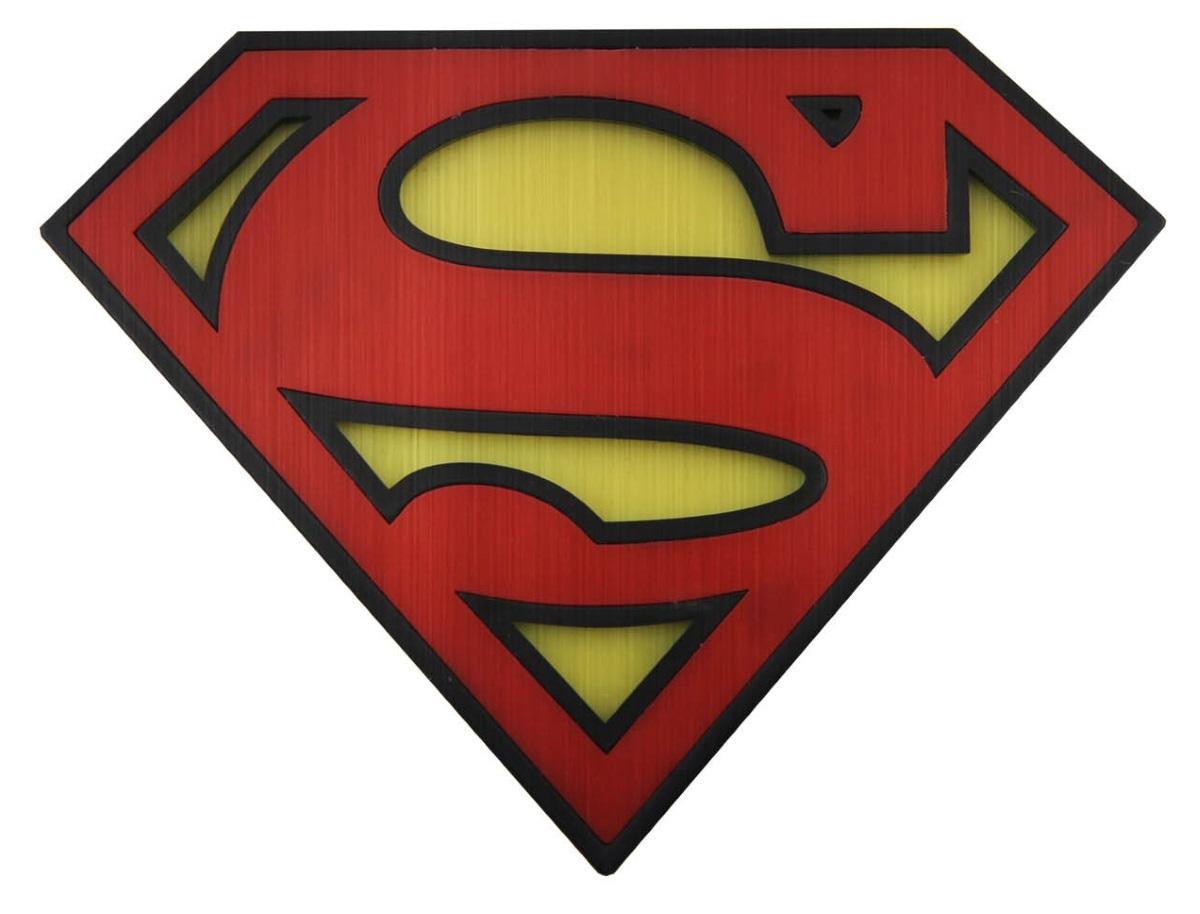 Открывалка-магнит Superman