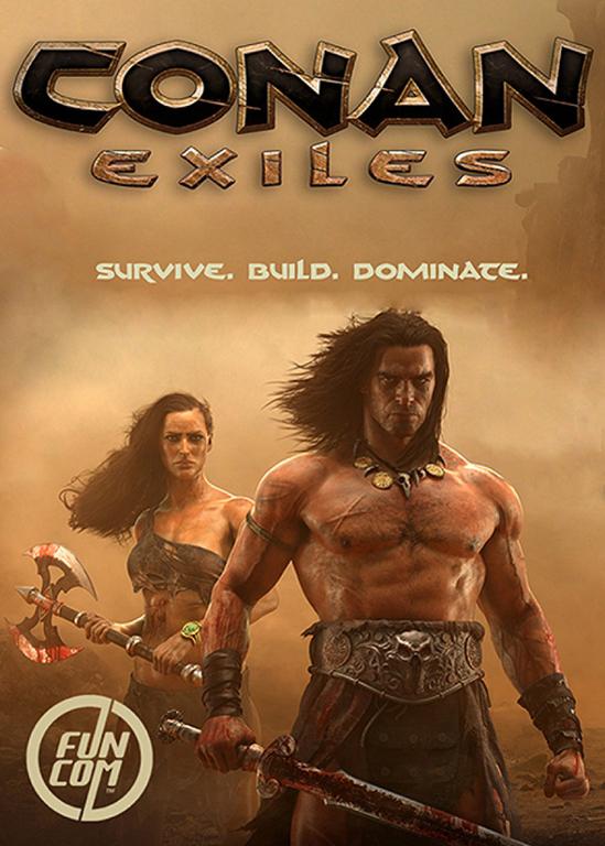 Conan Exiles. Коллекционное издание [Xbox One]