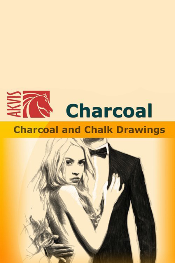 AKVIS Charcoal Business [Цифровая версия] (Цифровая версия)AKVIS Charcoal позволяет преобразовать фотографию в рисунок, выполненный углём и мелом.<br>