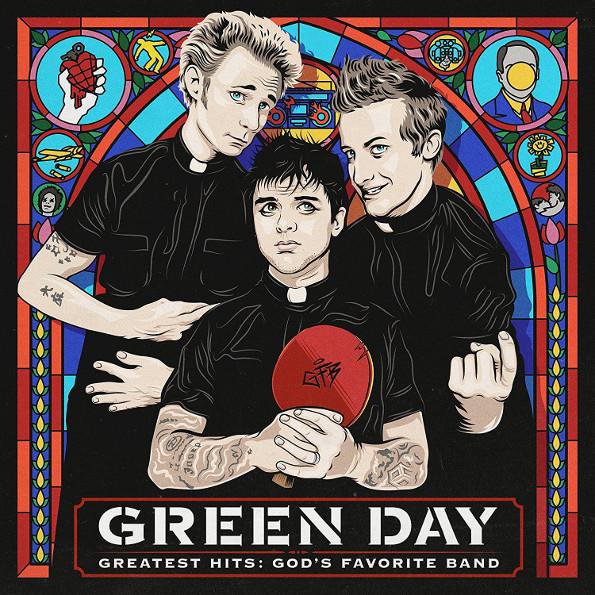 Green Day – Greatest Hits. Gods Favorite Band (CD)Gods Favorite Band – сборник лучших песен американской рок-группы Green Day.<br>