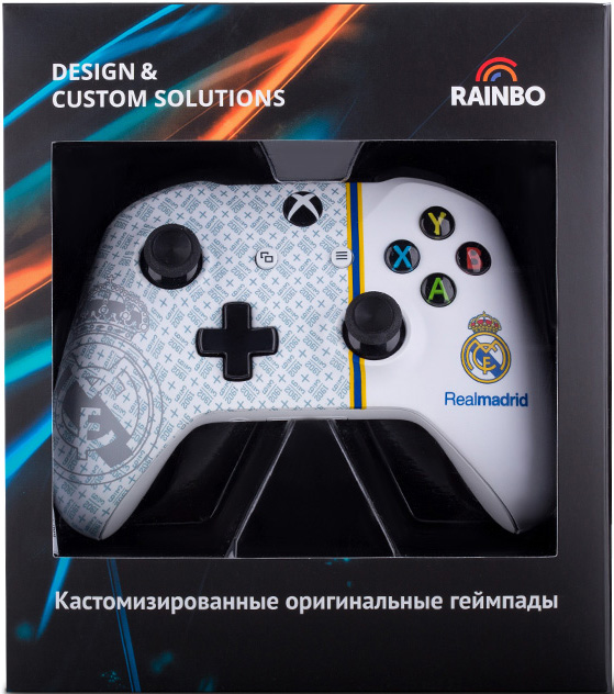 Кастомизированный беспроводной геймпад для Xbox One (Реал. 1902) кастомизированный беспроводной геймпад для xbox one гладиатор