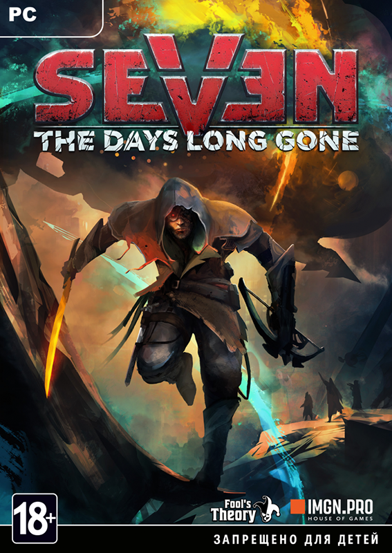 Seven: The Days Long Gone [PC, Цифровая версия] (Цифровая версия)