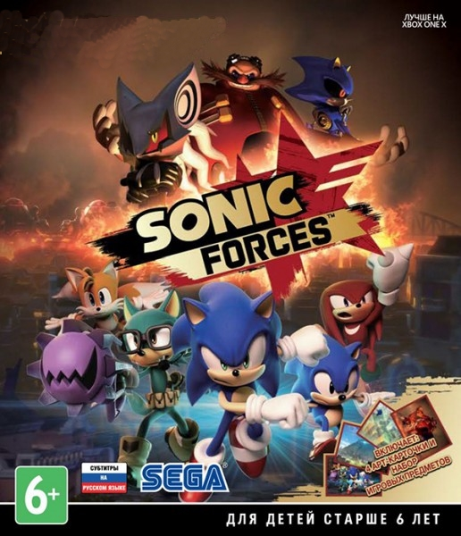 Sonic Forces [Xbox One]