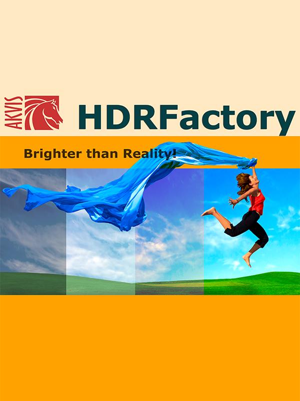 AKVIS HDRFactory Business (Цифровая версия)AKVIS HDRFactory &amp;ndash; программа для создания изображений с высоким динамическим диапазоном (HDR) из одного или нескольких снимков, а также для коррекции яркости, контрастности, насыщенности. HDRFactory наполнит жизнью и цветом ваши фотографии! AKVIS HDRFactory позволяет получить изображение HDR (High Dynamic Range &amp;ndash; высокий динамический диапазон) из нескольких снимков одного и того же объекта, снятых с разной экспозицией.<br>