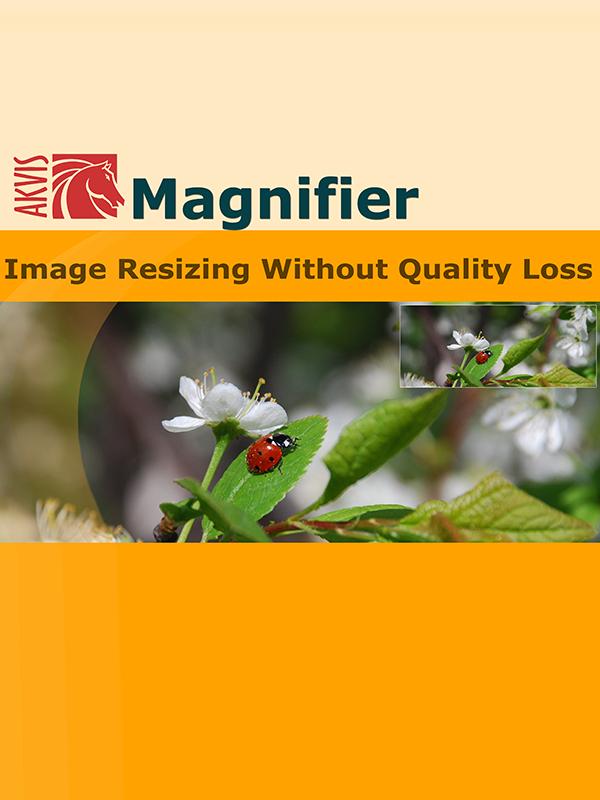 AKVIS Magnifier Home Deluxe [Цифровая версия] (Цифровая версия)AKVIS Magnifier изменяет размер изображения без потери качества. Вы сможете не только уменьшить фотографию, чтобы опубликовать ее в соцсетях или послать по почте, можно получить изображение высочайшего качества из маленькой картинки. Magnifier обеспечивает многократное увеличение снимка без артефактов и ореолов.<br>