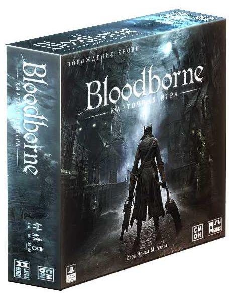 Настольная игра Bloodborne: Порождение крови