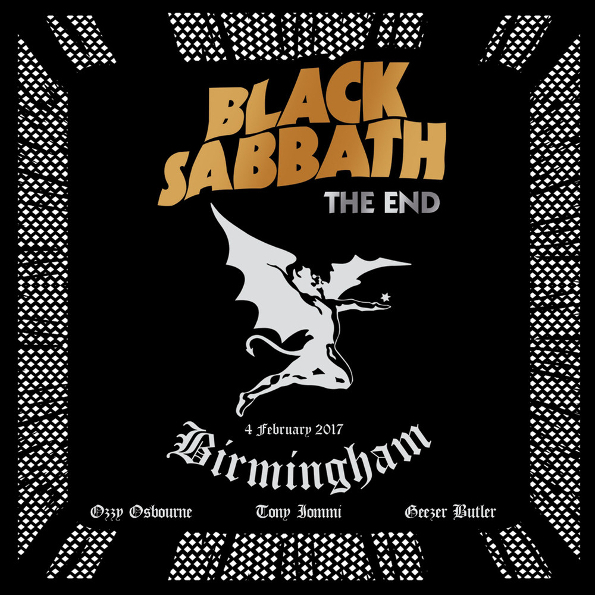 Black Sabbath – The End (2 CD)