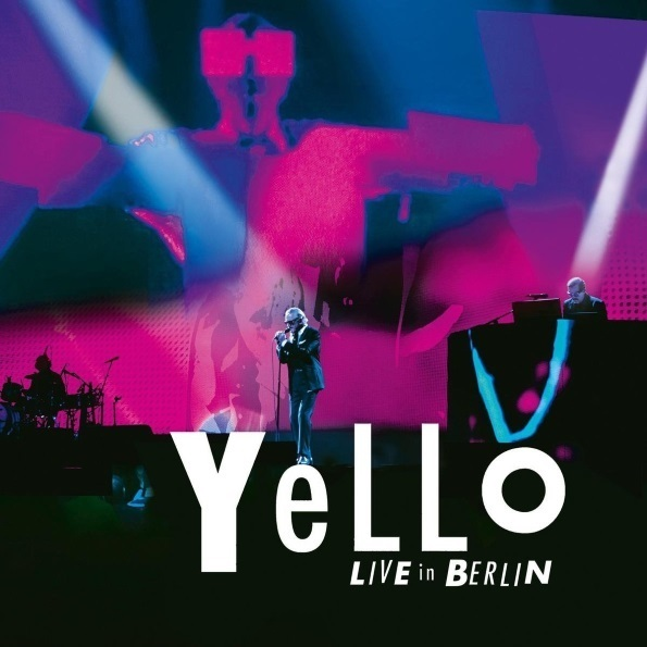 Yello – Live In Berlin (2 CD) weather report live in berlin 1975 cd dvd