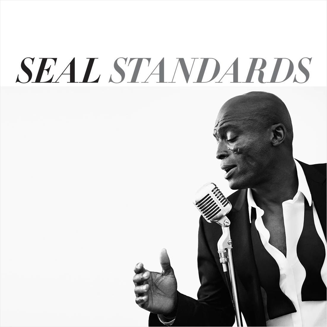 Seal – Standards (CD)Standards – третий альбом кавер-версий в дискографии певца Seal.<br>