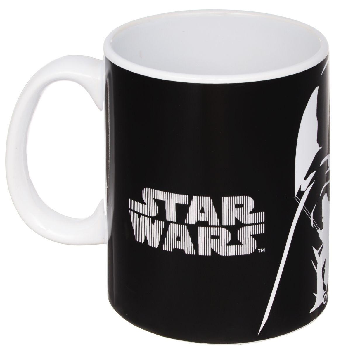 Кружка Звёздные войны: Белое и чёрное (350 мл)