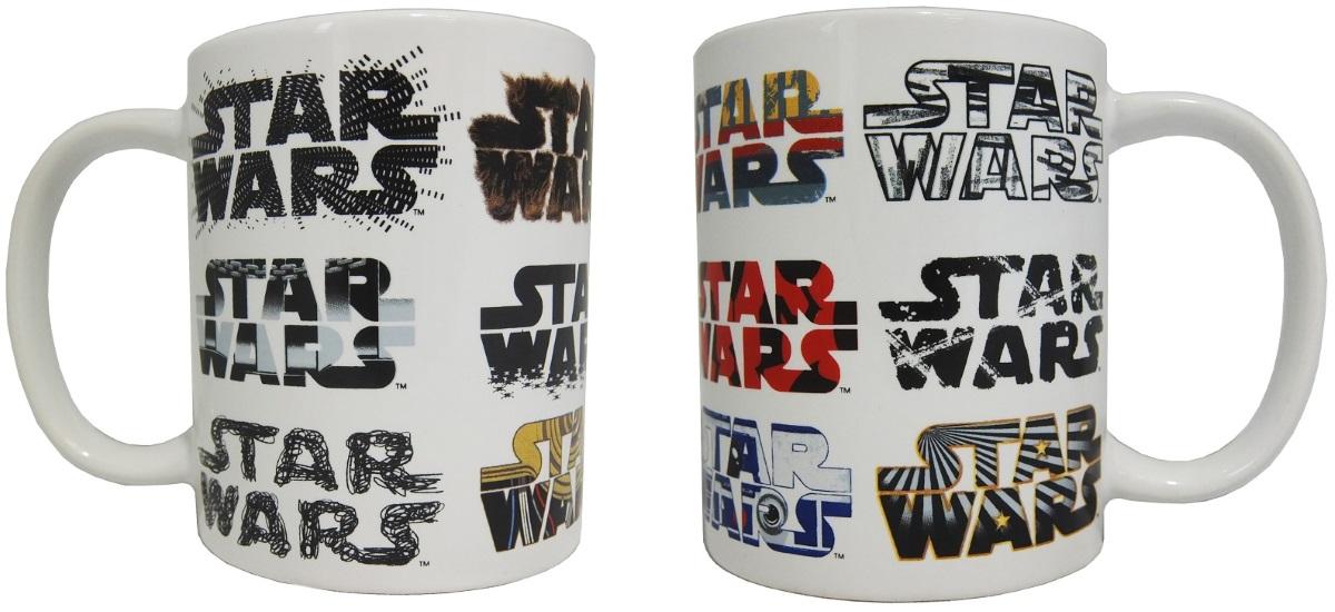 Кружка Звёздные войны: Последние Джедаи Logo (350 мл)Кружка Звёздные войны: Последние Джедаи Logo создана по мотивам популярной космической саги «Star Wars», на ней изображены логотипы в разной стилистике.<br>