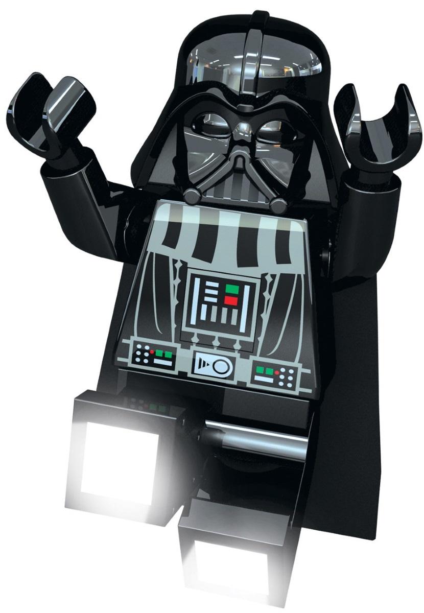 Фонарь LEGO Star Wars: Darth VaderФонарь LEGO Star Wars: Darth Vader в виде Дарта Вейдера создан по мотивам популярной космической саги «Star Wars», с ним никто вас не потревожит и не нарушит ваш сон.<br>