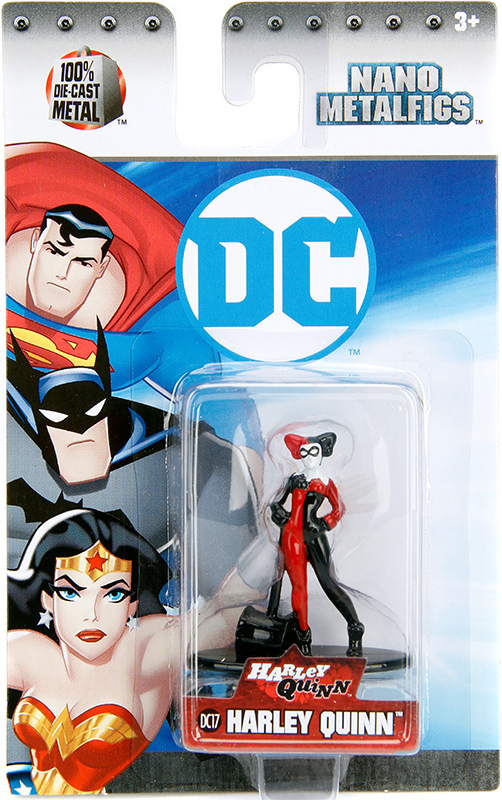 Фигурка Harley Quinn (4 см) jada dc comics фигурка batman