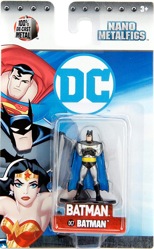 Фигурка Batman Animated Series (4 см) jada dc comics фигурка batman