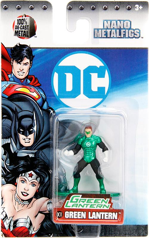Фигурка Green Lantern (4 см) jada