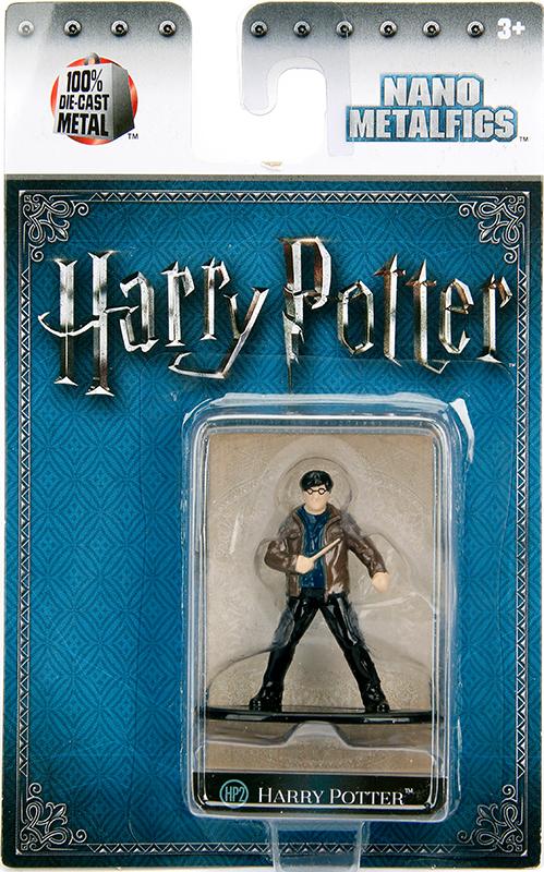 Фигурка Harry Potter Year 7 (4 см) jada