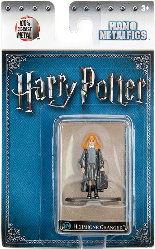 Фигурка Hermione Year 1 (4 см)Фигурка металлическая Гермионы Грейнджер по серии фильмов Гарри Поттер.<br>