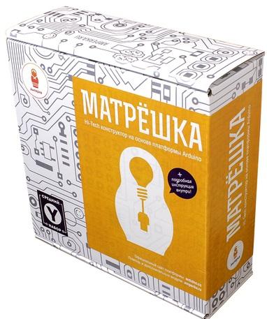 Электронный конструктор Матрёшка Y Iskra