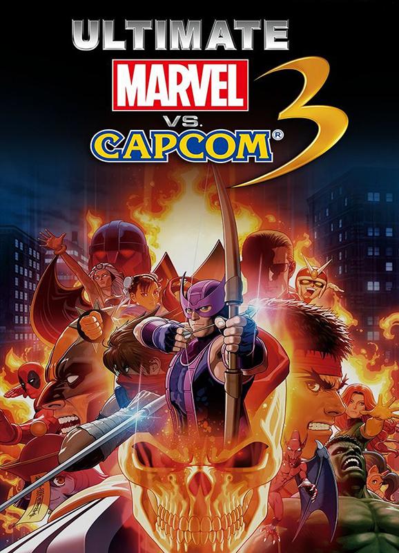 Ultimate Marvel vs. Capcom 3  [PC, Цифровая версия] (Цифровая версия)