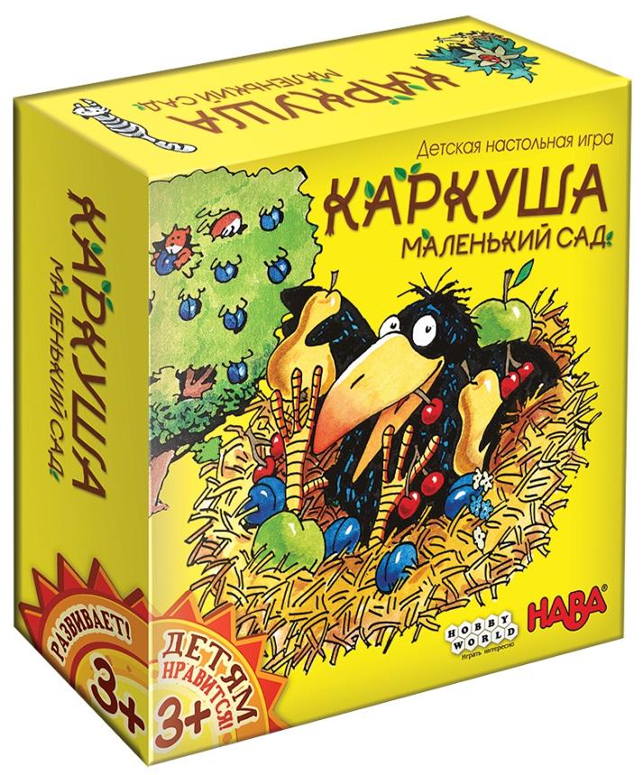Настольная игра Каркуша: Маленький садКаркуша: Маленький сад – детская настольная игра от немецкой компании Haba.<br>