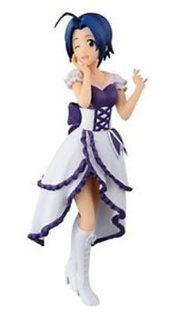 Фигурка The Idolmaster Masters Of Idol World Azusa Miura Figure (18 см) демис руссос man of the world купить