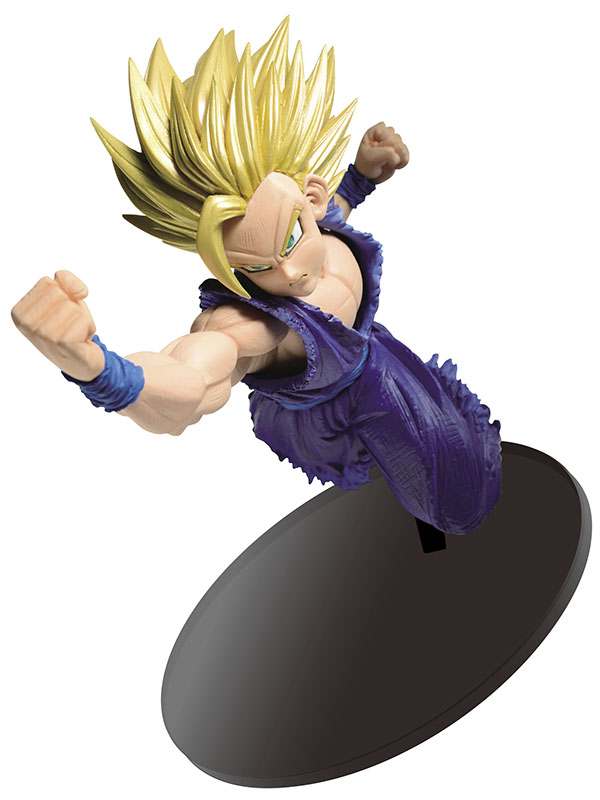 Фигурка Dragon Ball Z Big Budoukai Super Saiyan 2 Gohan (16 см) 100% original banpresto big zoukei tenkaichi budoukai 3 vol 4 collection figure son goku from dragon ball