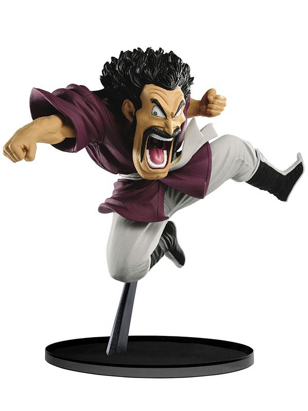Фигурка Dragon Ball Z Big Budoukai Hercule (9 см)По мотивам аниме Dragon Ball. Геркулес (он же Мистер Сатана) &amp;ndash; странный воин, который проживает в лесу Гринстоун на Архипелаге Боин. Он тренировал Усоппа в использовании Поп Грин в течении двух лет.<br>