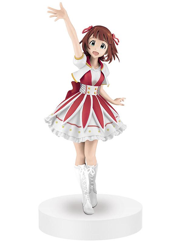Фигурка The Idolmaster Haruka Amami Figure (18 см)Персонаж аниме The Idolmaster &amp;ndash; Харука Амами. Главная героиня, пилот робота «Имбер».<br>