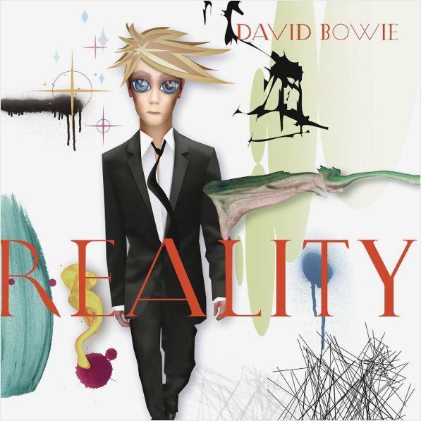David Bowie – Reality (LP)Reality – двадцать третий студийный альбом британского музыканта Дэвида Боуи, изданный в 2003 году.<br>