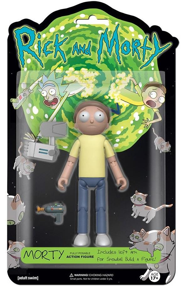 Фигурка Rick &amp; Morty: Morty (13 см)Фигурка Rick &amp;amp; Morty: Morty создана по мотивам американского анимационного сериала «Рик и Морти», созданного Джастином Ройландом и Дэном Хармоном.<br>