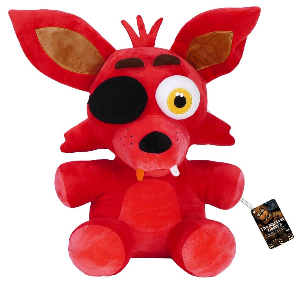 Мягкая игрушка Five Nights At Freddy's: Foxy (40 см)