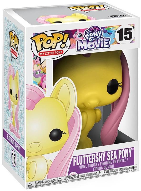 Фигурка Funko POP My Little Ponny: My Little Ponny The Movie – Fluttershy Sea Pony (9,5 см)