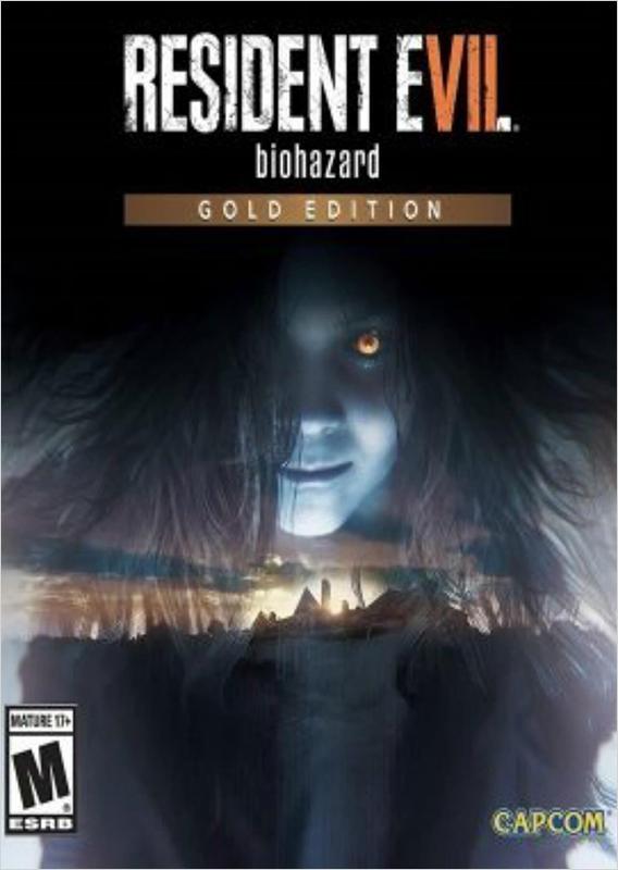 Resident Evil 7: Biohazard. Gold Edition  [PC, Цифровая версия] (Цифровая версия)
