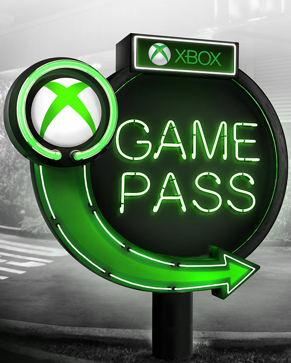 Xbox: Game Pass (абонемент на 1 месяц) [Xbox, цифровая версия] (Цифровая версия) электронная версия для xbox microsoft the surge a walk in the park game add on