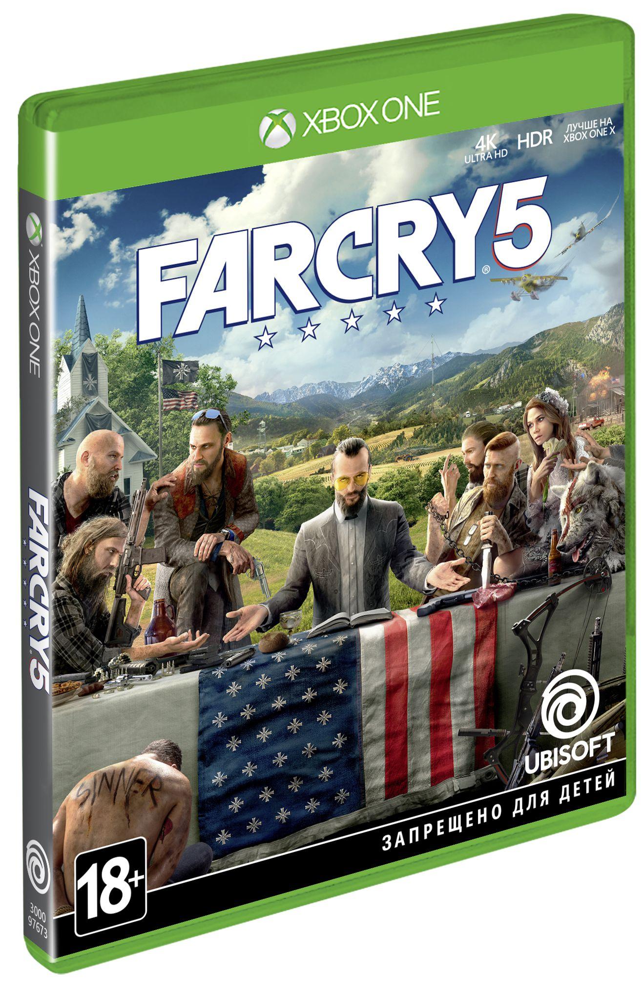 Far Cry 5 [Xbox One] forza motorsport 5 [xbox one]