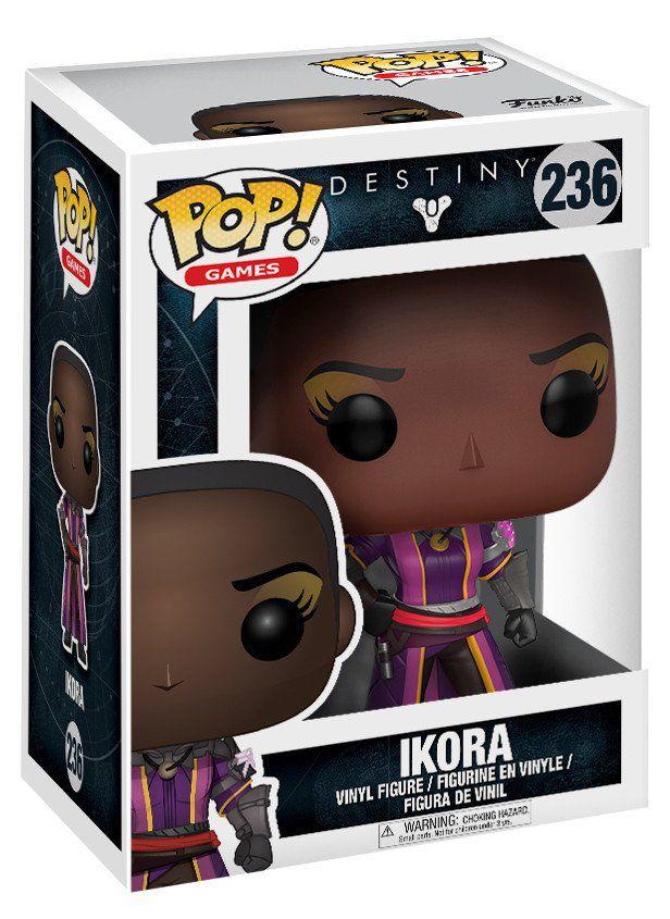 Фигурка Funko POP Games Destiny: Ikora (9,5 см) фигурка funko pop television stranger things hopper 9 5 см