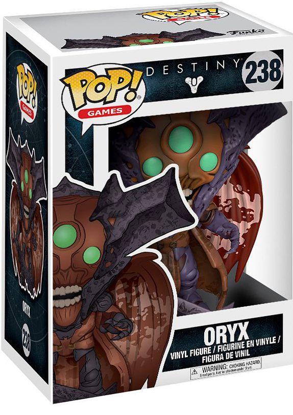 Фигурка Funko POP Games Destiny: Oryx (9,5 см)