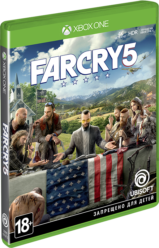 Far Cry 5 [Xbox One] игра для xbox far cry 3 far cry 4
