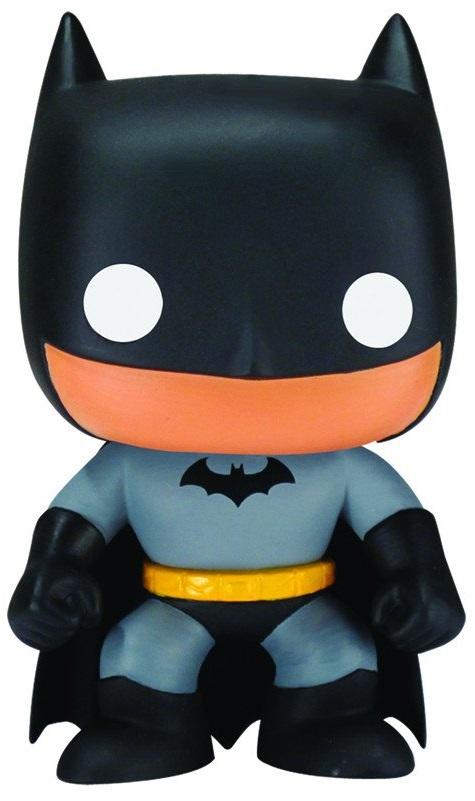 Фигурка DC Universe Funko POP Heroes: Batman (9,5 см)Фигурка DC Universe Funko POP Heroes: Batman создана по мотивам вселенной CD и воплощает собой одного из самых известных супергероев – Бэтмена.<br>