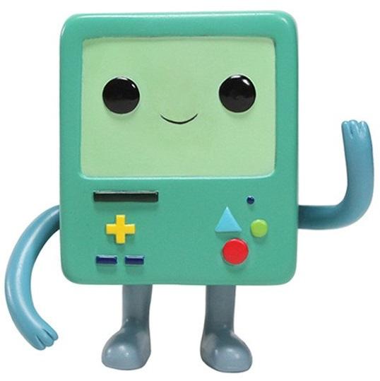 Фигурка Funko POP Television: Adventure Time – BMO (9,5 см) фигурка funko pop television stranger things hopper 9 5 см