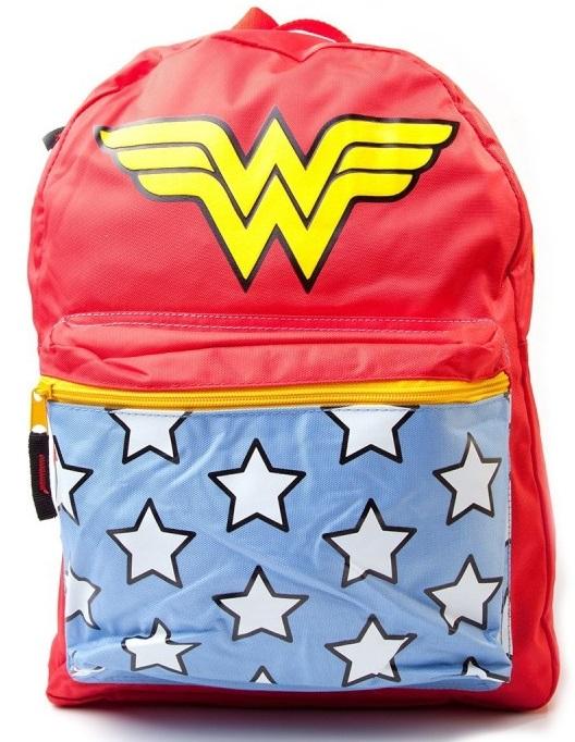 Рюкзак Wonder Woman: Big Logo