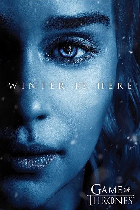 Плакат Game Of Thrones: DayenerisПлакат Game Of Thrones: Dayeneris создан по мотивам американского драматического телесериала в жанре фэнтези «Игра престолов», основанного на цикле романов «Песнь Льда и Огня» Джорджа Р.Р. Мартина.<br>