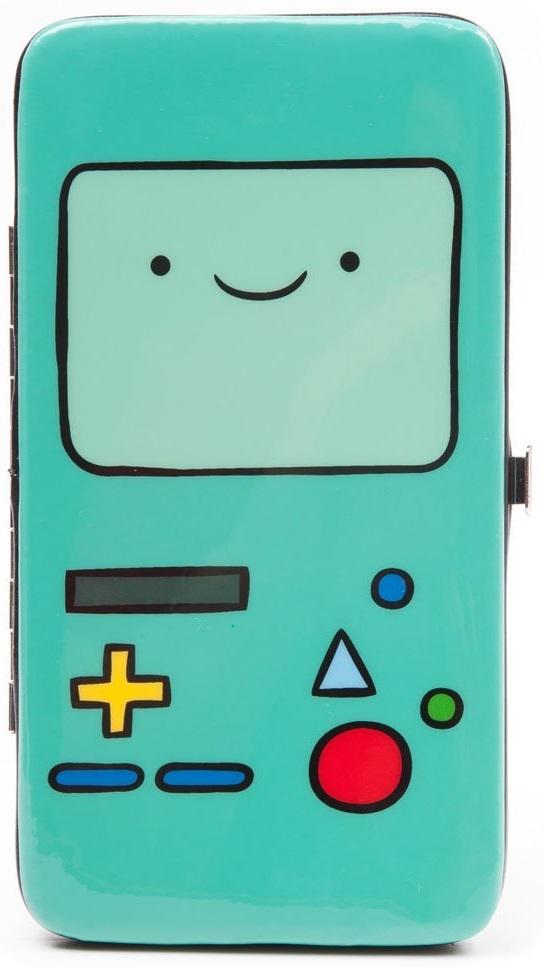 Кошелек Adventure Time: BMO Girls FramedКошелек Adventure Time: BMO Girls Framed создан по мотивам одного из самых популярных мультсериалов Adventure Time (Время Приключений с Финном и Джейком).<br>