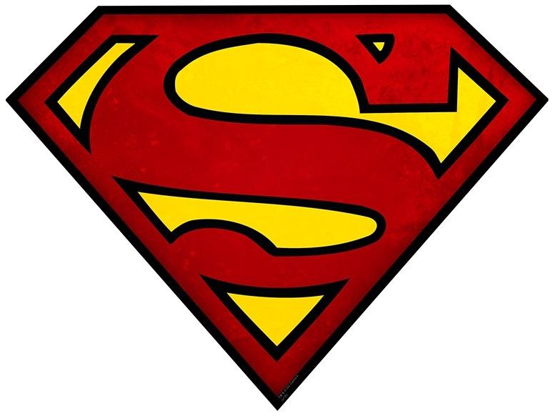 Коврик для мыши Superman: Logo