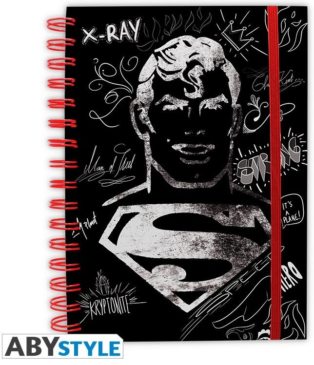 Блокнот Superman: Graphic Superman