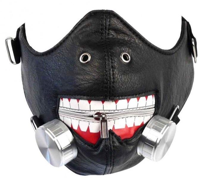 Маска Geek Mask With ZipperМаска Geek Mask With Zipper создана специально для поклонников компьютерных игр. Она станет отличным подарком!<br>