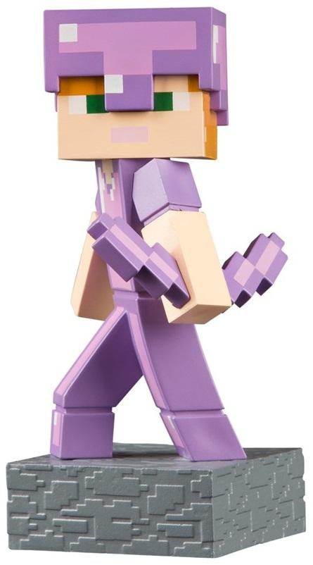 Фигурка Minecraft Adventure: Alex (10 см)Фигурка Minecraft Adventure: Alex воплощает собой одного из персонажей популярной компьютерной игры Майнкрафт.<br>