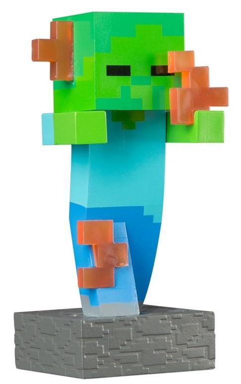 Фигурка Minecraft Adventure: Zombie (10 см) фигурка minecraft adventure creeper 10 см